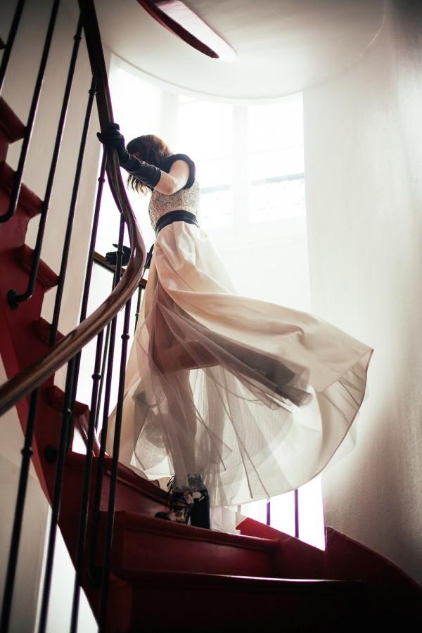 Moira Cristescu, model : Xenia Tsvirko